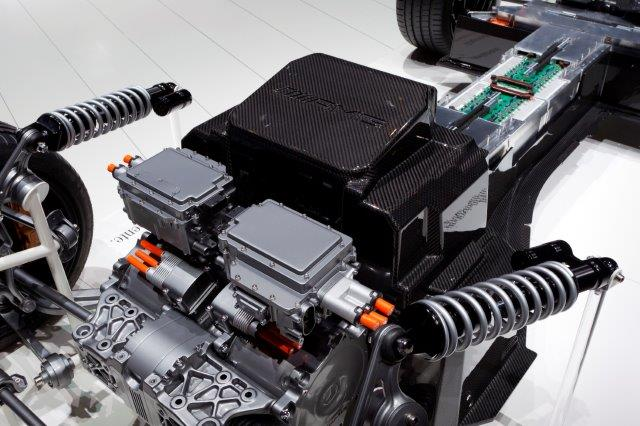 005 SLS E Cell powertrain 16